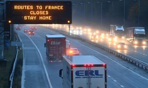 UK - France closed